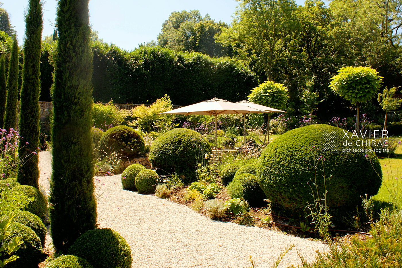 jardin en suisse