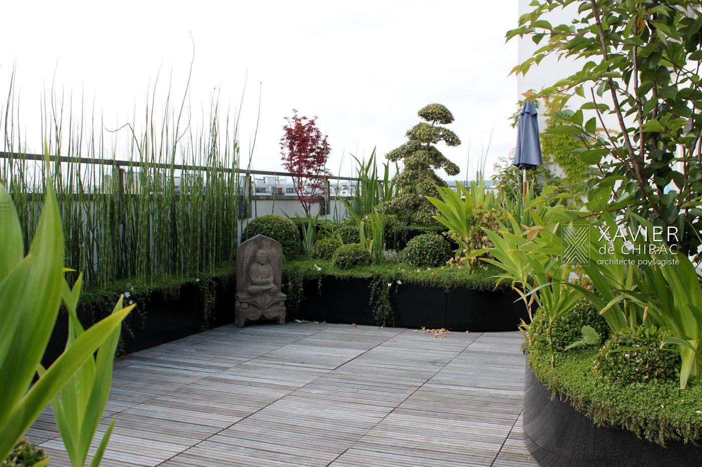 terrasse noir