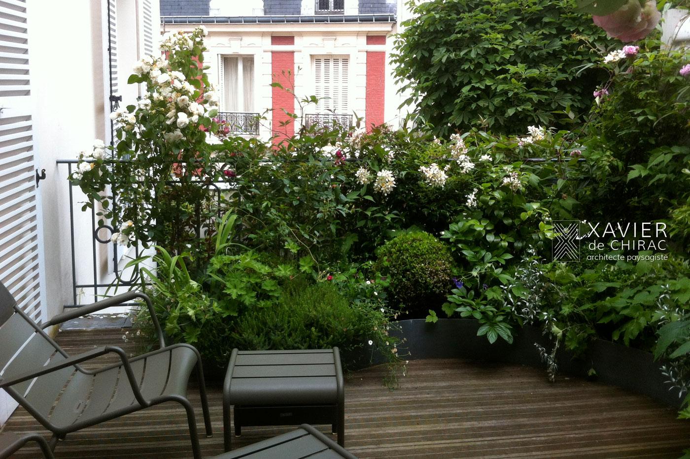 petit terrasse