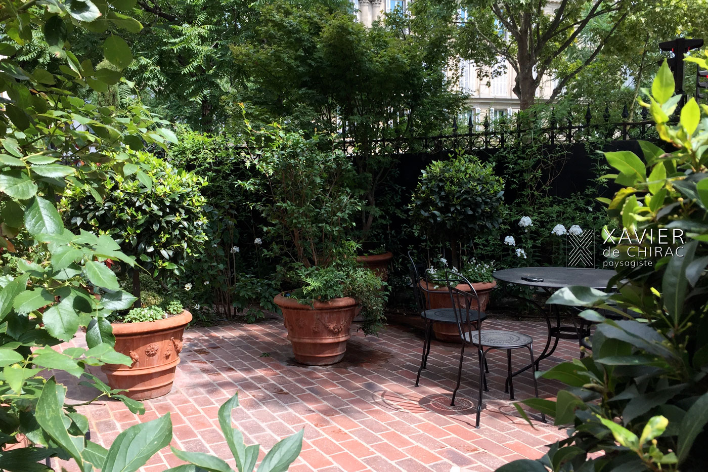 jardins archives xavier de chirac